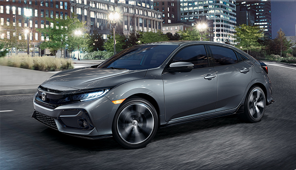 Honda Civic_Hatchback 2020
