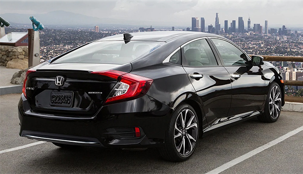Honda Civic_Sedan 2020