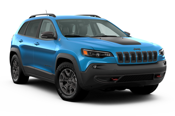 2020 Jeep Cherokee Trailhawk® Elite