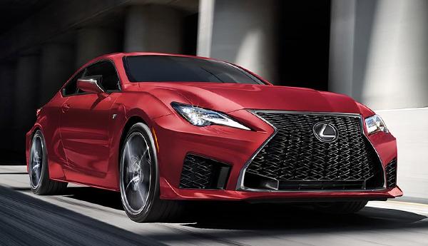 Lexus RC_F 2020