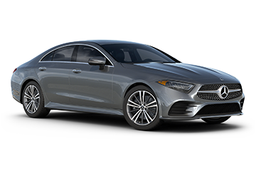 2020 Mercedes-Benz CLS Coupe CLS 450 4MATIC® Coupe