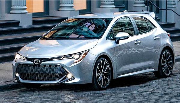 Toyota Corolla_Hatchback 2020