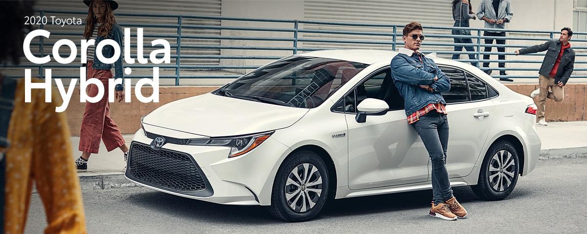 2020 Toyota Corolla Hybrid Gainesville Fl