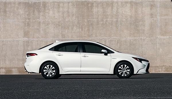 Toyota Corolla_Hybrid 2020