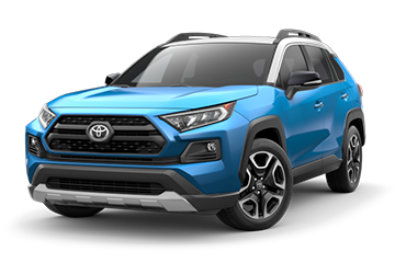 2020 Toyota RAV4 Adventure