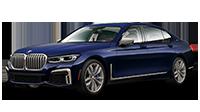 2021 BMW 7 Series M760i xDrive Sedan