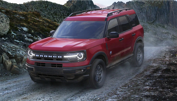 Ford Bronco_Sport 2021