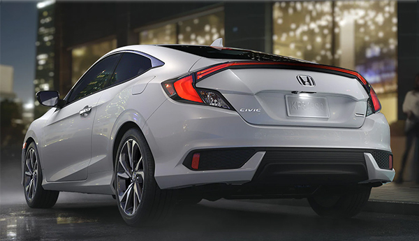 2021 Honda Civic Coupe