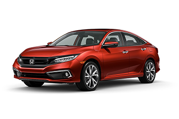 2021 Honda Civic Sedan Touring