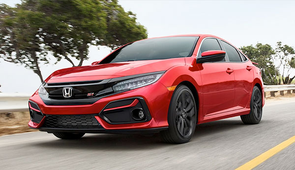 2021 Honda Civic Si Sedan