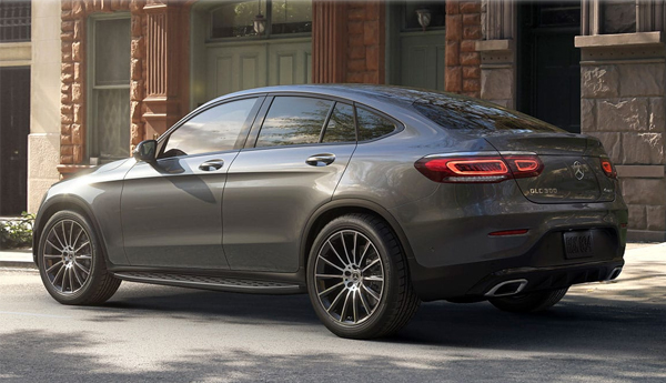 2021 Mercedes-Benz GLC Coupe