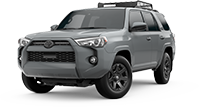 2021 Toyota 4Runner Trail Special Edition