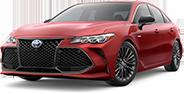2021 Toyota Avalon Hybrid XSE Hybrid