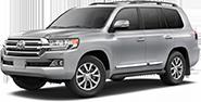 2021 Toyota Land Cruiser Land Cruiser