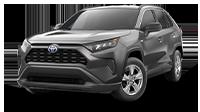 2021 Toyota RAV4 Hybrid LE Hybrid