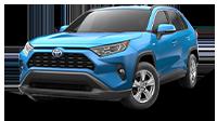 2021 Toyota RAV4 Hybrid XLE Hybrid