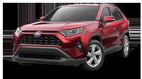 2021 Toyota RAV4 Hybrid XLE Premium Hybrid