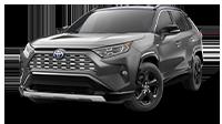 2021 Toyota RAV4 Hybrid XSE Hybrid