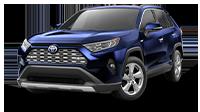 2021 Toyota RAV4 Hybrid Limited Hybrid