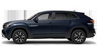 2021 Volkswagen Atlas Cross Sport SE