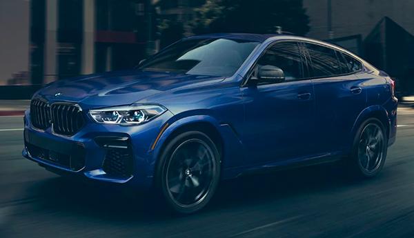 2022 BMW X6