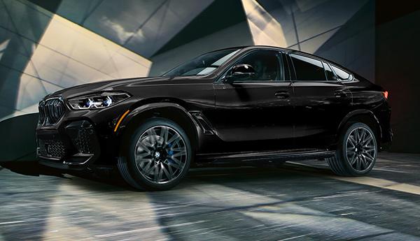 2022 BMW X6 M