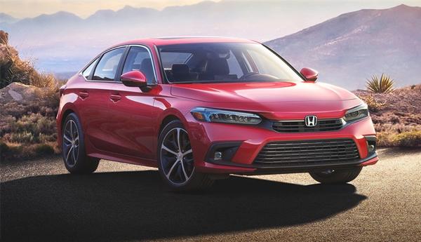 Honda Civic_Sedan 2022