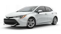 2022 Toyota Corolla Hatchback SE
