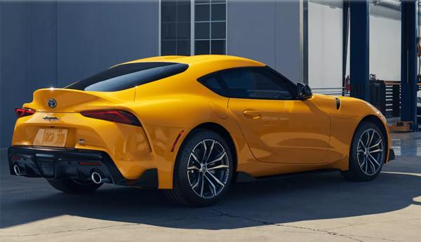 2022 Toyota GR Supra