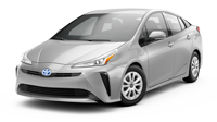 2022 Toyota Prius L Eco