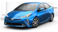 2022 Toyota Prius XLE AWD-e