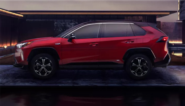2022 Toyota RAV4 Prime