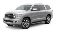 2022 Toyota Sequoia Limited