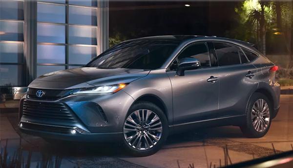 2022 Toyota Venza